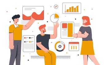 collect analyze data